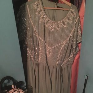 Lovedrobe Size 26 Beaded Dress
